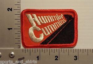 1970's / 1980's HUMMIN' CUMMINS VINTAGE PATCH TRUCKER