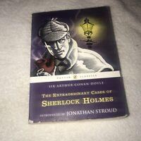 Puffin Classics:The Extraordinary Cases of Sherlock Holmes by Arthur Conan Doyle