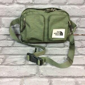 THE NORTH FACE KANGA FOUR LEAF CLOVER GREEN BUM BAG WAIST PACK AD