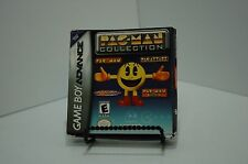 Game Boy Advance PAC-MAN COLLECTION in Box w/ Inserts