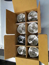 """FORD 302 SEALED POWER PISTON SET  H654P20 HYPEREUTETIC +.020"""" OVER NEW"""