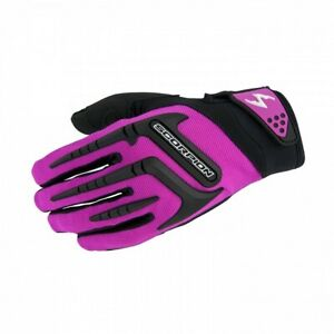 Scorpion Womens Vented Motorcycle Skrub Gloves All Colors XS-XL