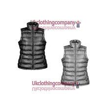 Zip Hip Length Casual Gilet Coats & Jackets for Women