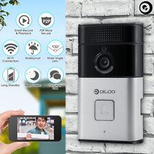 Digoo Wireless bluetooth WiFi Remote Video Camera Door Phone Intercom Doorbell