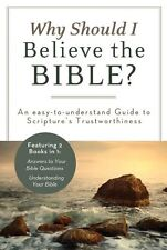 WHY SHOULD I BELIEVE THE BIBLE? (Inspirational Book Bargains) by Ed Strauss, Joh