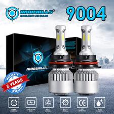 9004 HB1 LED Headlight Bulb for Dodge Ram 1500 2500 3500 94-01 2000W Hi-Low Beam