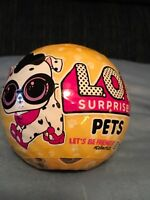 LOL Surprise Pets WAVE 2 Series 3 ANIMAL BALL L.O.L. IN HAND READY TO SHIP