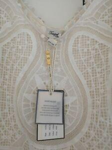 Temperley London Dress Brand New. RRP £695 size 10