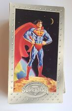 Superman Platinum Series 1994 Complete 90 Card Set Man of Steel Sky Box