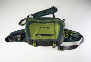 USED Simms Freestone Hip Pack