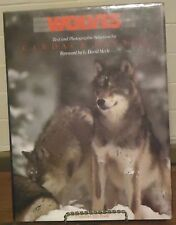Wolves by Candace Savage (1989, Hardcover)