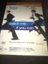 CATCH ME IF YOU CAN (2-Disc DVD, 2000, M15+) Leonardo DiCaprio