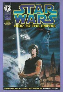 Star Wars Heir to the Empire 1 A 1st appearance Admiral Thrawn Mara Jade v