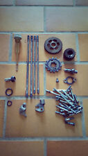 Bundle Motor Screws and small parts HONDA XL 185 S Nuts and Bolts Engine