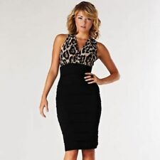 96b23e753d River Island Animal Print Dresses for Women   eBay
