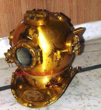 Home Decorative Antique Mark V Sea Diving Helmet