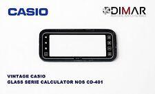 VINTAGE GLASS CASIO CD-401 NOS