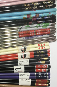 """6"""" to 7"""" HAIR STICKs SHORT CHOPSTICKS  favorite right size! mixed  colors U pic"""