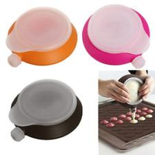 Decorating Baking Macaron Decorating Pastry Cream Cake Muffin 3 Nozzle Set Kit