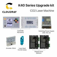 Cloudray K Series Upgrade Kit for Acrylic Wood 40W CO2 Laser Engraver Machine