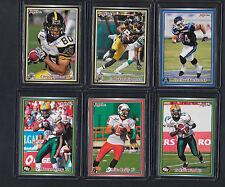 2011 Jogo CFL SP Rare Lot of 12 /15 Near Set
