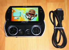 Sony PSP GO PlayStation 16GB PSP-N1004 Mit 2 Spielen & Orginal Sony Ladekabel