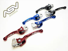 ASV F3 Brake and Clutch Levers SET Yamaha XT250 / TW200 (2004-2017)