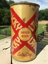 Lucky Lager Extra Dry Flat Top Can - Irtp - San Francisco