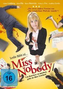 DVD/ Miss Nobody - Um Karriere zu machen, geht sie über Leichen !! NEU&OVP !!