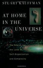 At Home in the Universe: The Search for the Laws of Self-Organization and Comple