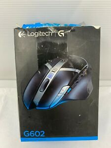 Logitech G602 Wireless Gaming Mouse 2500dpi FOR PARTS (OFFERS WELCOME)