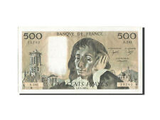 Billets, France, 500 Francs, 500 F 1968-1993 ''Pascal'', 1986 #208962