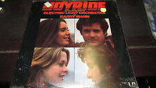 JOYRIDE SOUNDTRACK LP SEALED ELECTRIC LIGHT ORCHESTRA ELO HOLE PUNCH