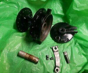 Rear Wheel Brake Hub 1980 1981 YZ125 1981 1982 1983 IT175 1982 1983 YZ100