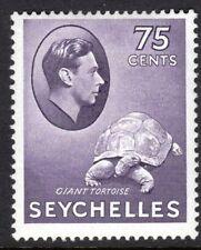 Seychelles1938 slate-lilac 75c  multi-script mint SG145a