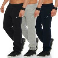 Nike Mens Joggers Sweatpants Classic Tracksuit Bottoms Fleece Pant Trouser Size
