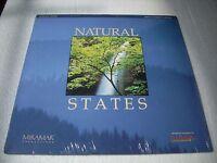 NATURAL STATES /  USA Laserdisc