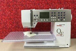 Bernina Aurora 440 QE Computerized Sewing Machine w/ BSR and Walking Foot