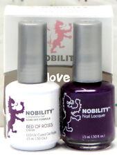 LECHAT NOBILITY LED/UV GelColor & Free Nail Polish Set NBCS049- Bed of Roses