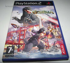 Godzilla Saves the Earth PS2 PAL *Complete*