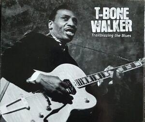 """T Bone Walker """"Trailblazer The Blues"""" 3cd  set"""