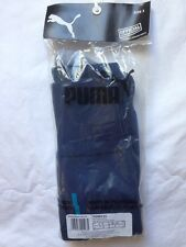 BNIP PUMA 2013-14 NEWCASTLE UNITED (NUFC) PLAYER ISSUE AWAY SOCCER SOCKS L