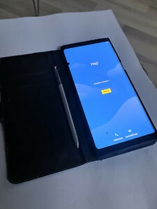 Samsung Galaxy Note8 SM-N950U - 64GB - Midnight Black (Unlocked)