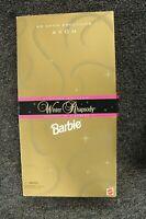 Mattel 16353 Winter Rhapsody Barbie Doll Blonde AVON Exclusive