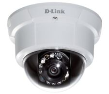 NEW D-LINK DCS-6113V IP Camera Dome 2MP POE Day/Night Mode Full HD Vandal Proof