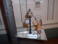 Dept. 56-2007- New England Village Accessory-New England Lamplighter-New In Box