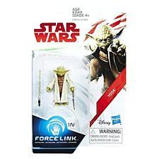 Nuevo Star Wars El último Jedi Yoda Jedi Master enlace de fuerza Figura De Acción