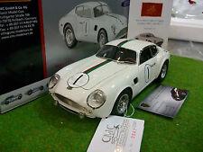 ASTON MARTIN DB4 GT ZAGATO #1 LE MANS 1961 blanc 1/18 CMC M139 voiture miniature