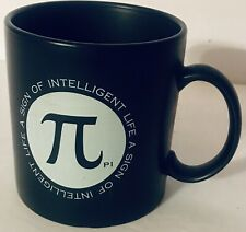 Givenchy Paris Pi A Sign Of Intelligent Life Oversized Ceramic Coffee Mug