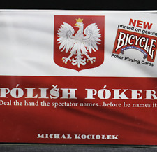 Bicycle Edition Polish Poker (Gimmicks and Online Instructions) by Michal Kociol